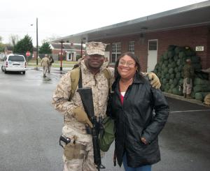 Deployment Photo-Blog Post