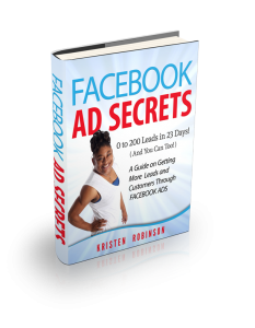 FB Ad Secrets Ebook Cover-Blog