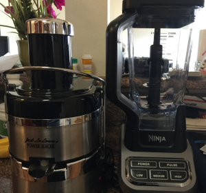 My 2 favorite kitchen appliances that are contributing to my fitness goal!